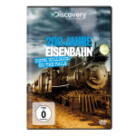 200 Jahre Eisenbahn: Mark Williams on the rails