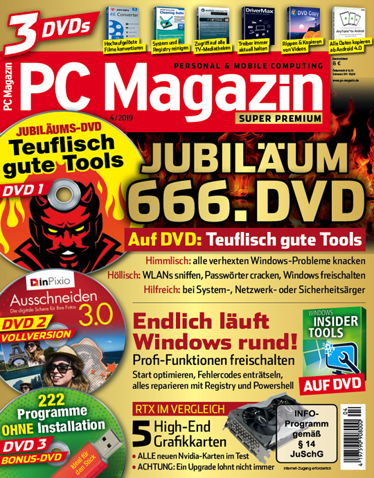 PC Magazin Super Premium: 4/2019